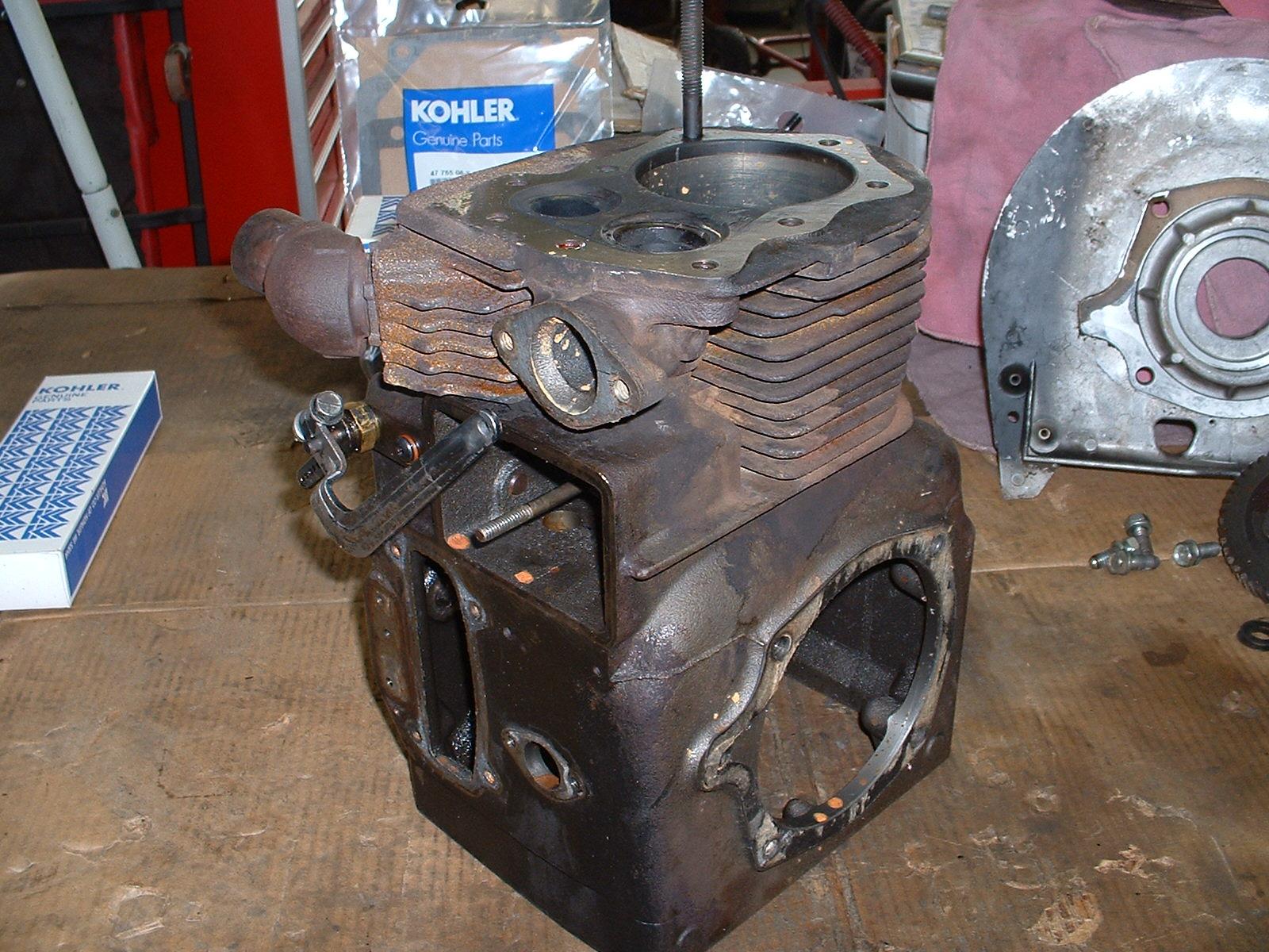 Rebuild - Kohler K241 Engine