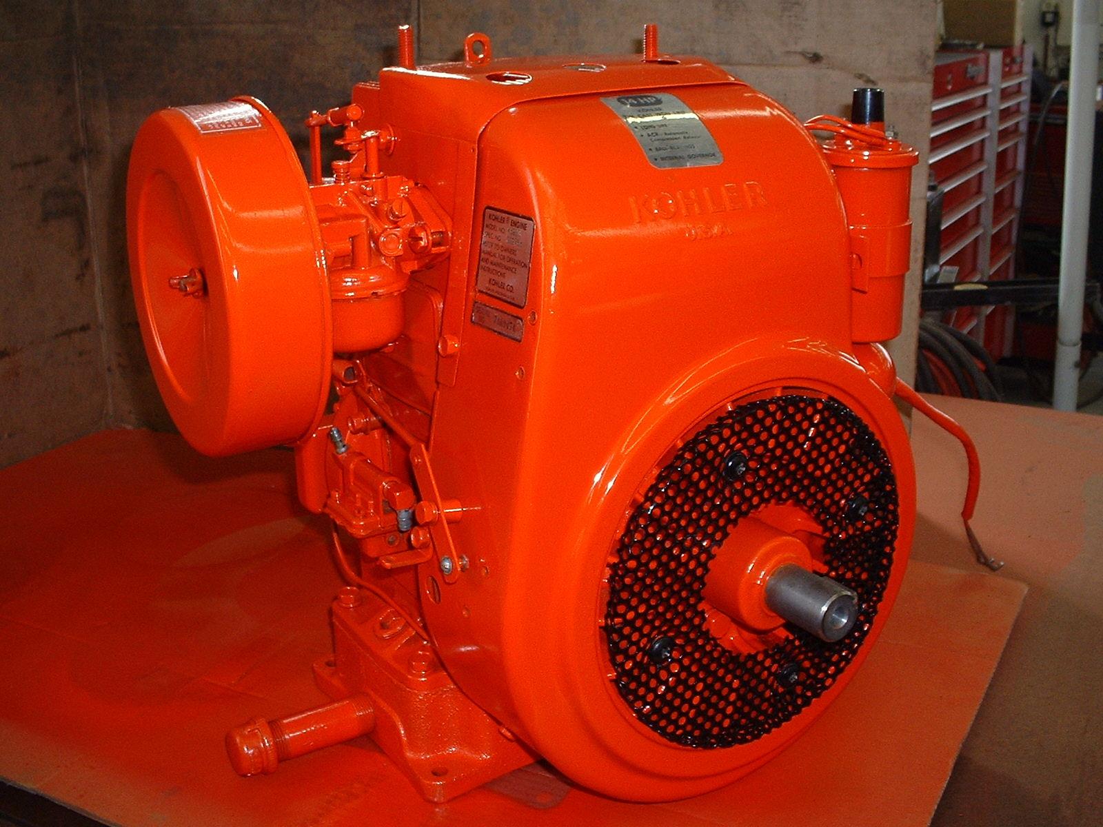 Kohler K321 Engine Diagram S K Rebuild After Full Reconditioning 1600x1200